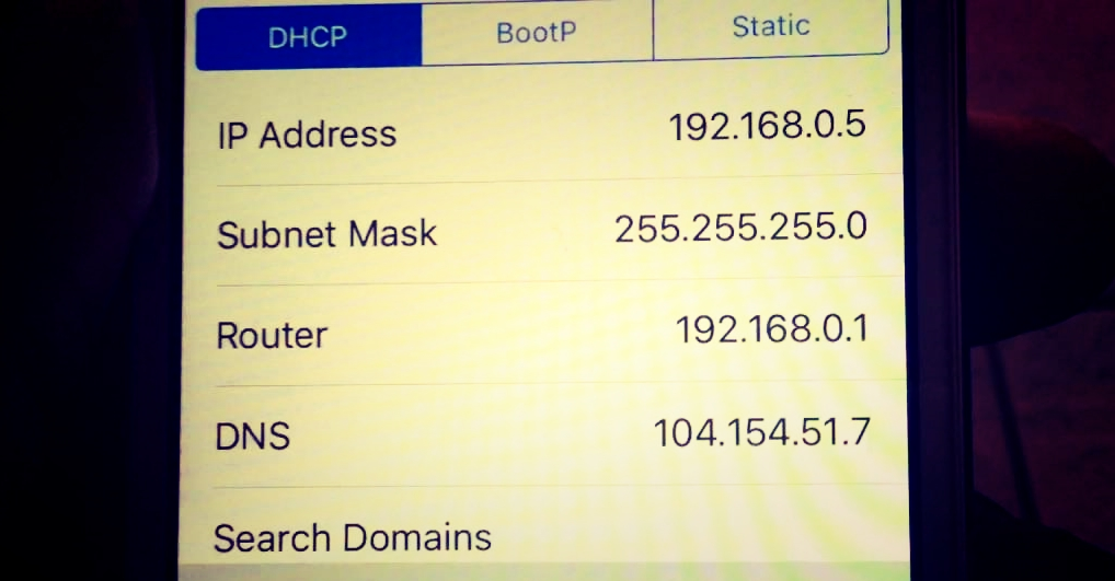 Dns Server to Bypass iCloud Activation Lock On iPhone And iPad