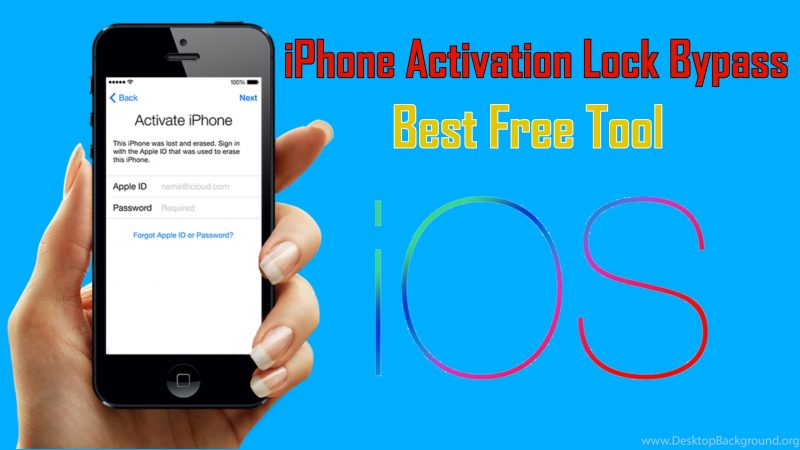 iPhone Activation Lock Bypass Tool Download Windows & Mac (FREE)