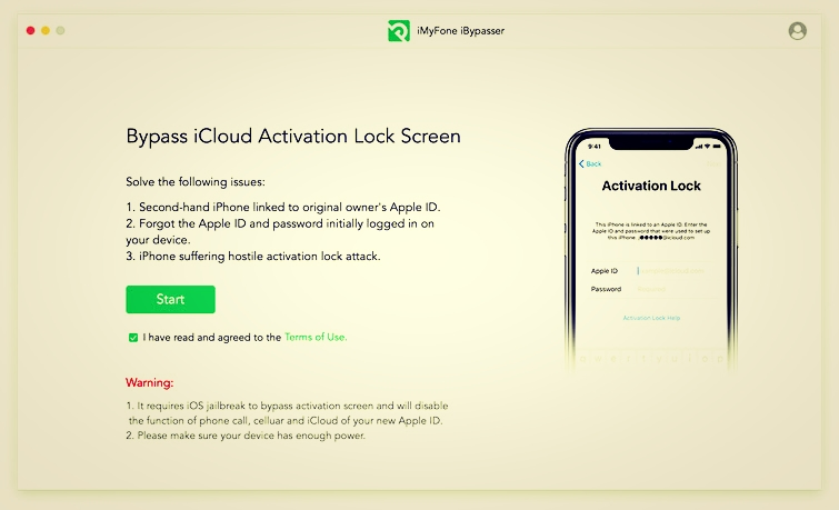 iPhone Activation Lock Bypass Tool Download
