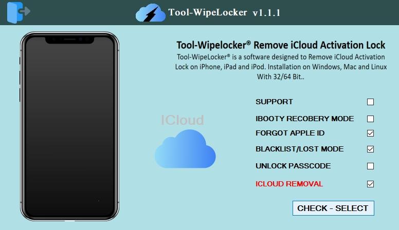 how to unlock icloud locked iphone